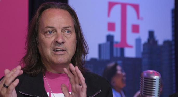 Legere Will Step Down As T-Mobile CEO Next Year