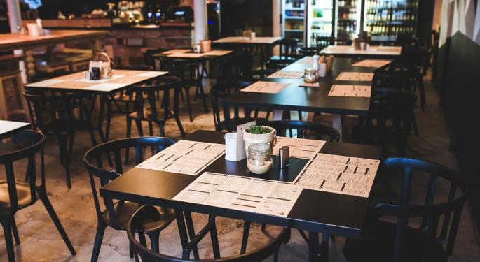 What Data From Yelp And OpenTable Tells Us About The State Of Restaurants