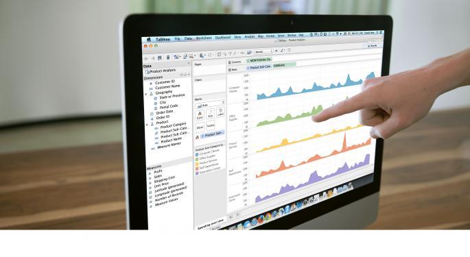 KeyBanc Downgrades Tableau Software To Reflect 'More Balanced' Risk-Reward
