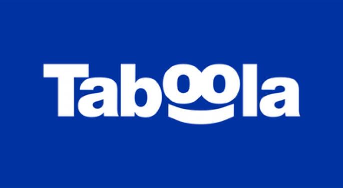Taboola Going Public In SPAC Deal