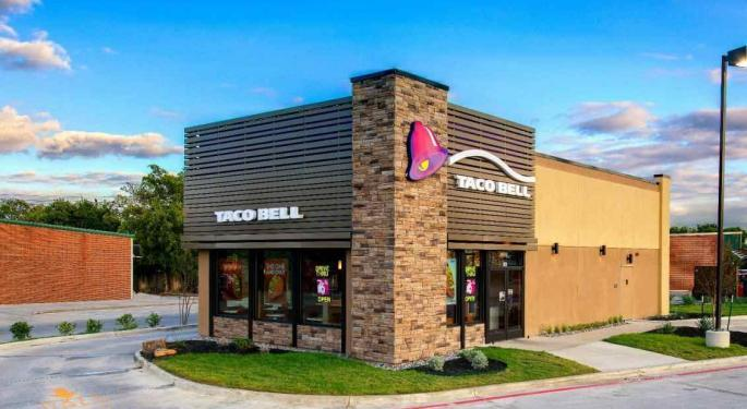 Yum Brands CEO On Taco Bell's Strength, Future Of Its Restaurants