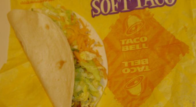 Yum Brands CEO: Half Of The U.S. Population Eats At Taco Bell Once A Month