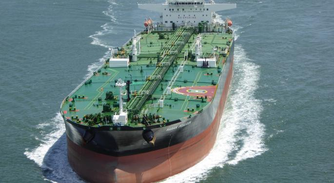 Tanker Bosses Give Thanks For Six-Figure Rates, Order Drought