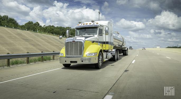 Good News For Diesel Consumers, Tough News For Oil Patch Drivers In Federal Report