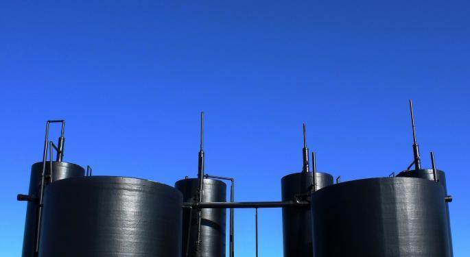 Williams Capital's Top Picks In Oil & Gas