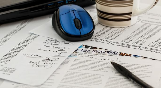 H&R Block Says Fewer Americans Are Filing Taxes