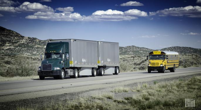Trucking Industry Expected To Remain On Upswing Through 2021