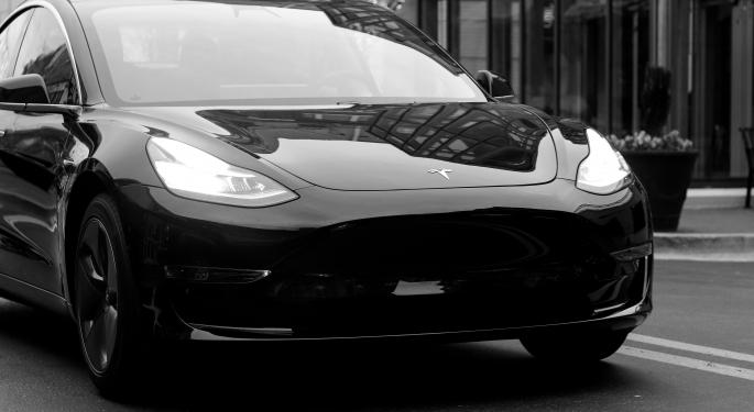 Tesla Could Be Headed For $716 As Momentum Stocks Recover, Technical Analyst Says