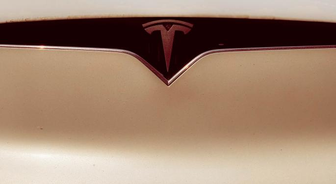 Tesla's 'Overvalued' Stock Being Falsely Driven By 'Tech-Oriented Investors,' Morgan Stanley Says