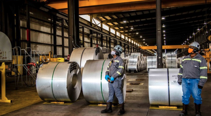 Record Steel Prices Create Investment Opportunities For These 4 Stocks