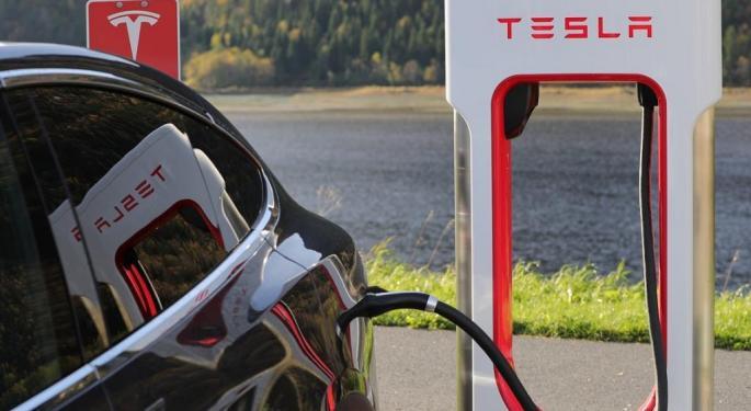 Tesla And The Auto Market's New 'Big Three'