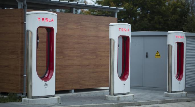 Mike Khouw Sees Unusual Options Activity In Tesla