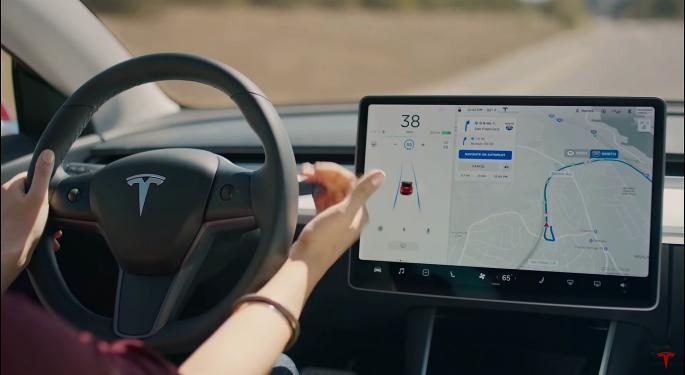 Tesla 'Full Self-Driving' To Cost Extra $1,000 Starting July, Musk Says