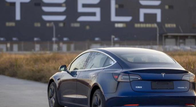 Fund Manager's Bullish Tesla Options Bet Nets 6,000% Return