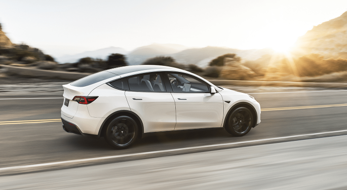 Tesla Sells Out Of Q1 Supply Of Model Y In China Just Days After Opening Order Page: Report