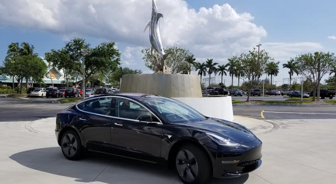 Tesla Model 3 Saved Fremont Police $4,000 In A Year