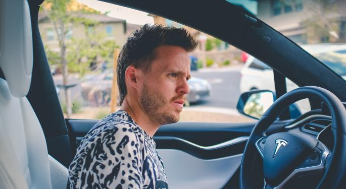 Hands On The Wheel! Tesla Launches Full Self Driving Beta Request Button