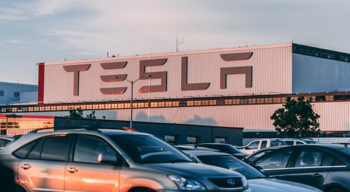 Panasonic To Resume Production At Tesla's New York Factory On Wednesday: Report