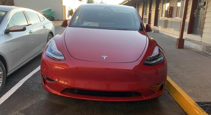 Por qué Tesla sacó el Model Y Standard Range de sus ofertas