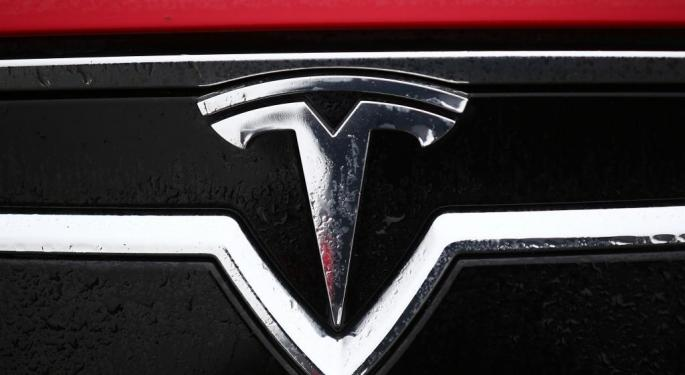 Tesla Is One Of The Few 'Believable' Growth Stories Out There
