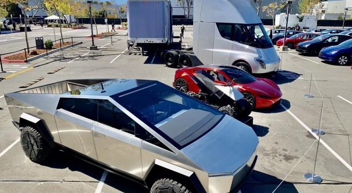 Tesla Needs To Increase Production Now, Elon Musk Says In Leaked Email