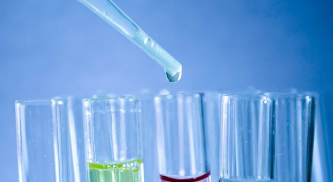Why Moleculin Biotech's Stock Is Trading Higher Today