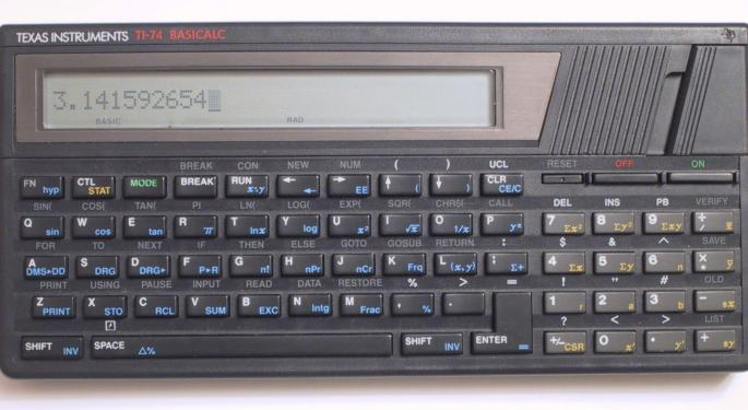 Texas Instruments Beats On Q2 Earnings, Issues Robust Q3 Guidance