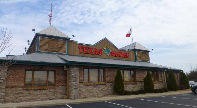 Raymond James Sees 'Compelling Entry Point' In Texas Roadhouse
