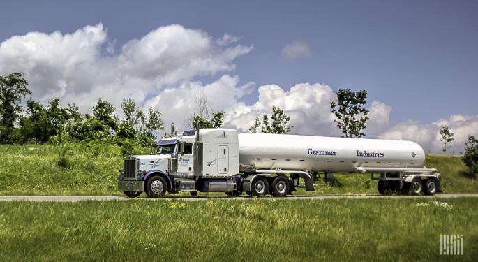 TFI Expands Portfolio In Grammer Dry Bulk Deal