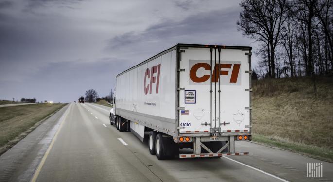 TFI Has Strong Q3 As Logistics Bet Pays Off