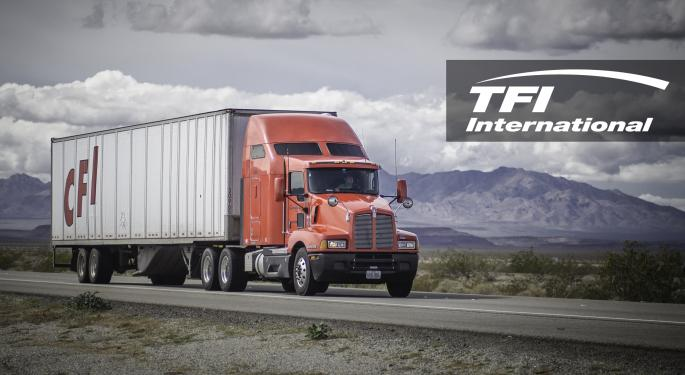 TFI Raises $219 Million In Share Offering