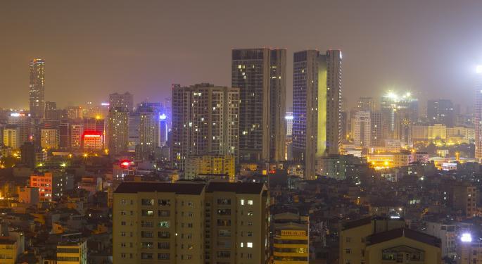 The Quiet Rise Of The Vietnam ETF