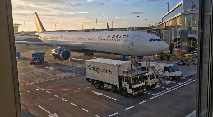'Our Economic Outlook For The Year Is Strong,' Delta CEO Says After Q1 Print