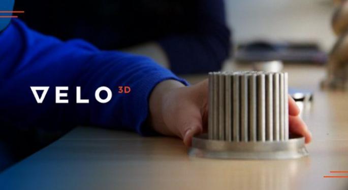 Cathie Wood invierte otros 292.000$ en la SPAC de Velo3D