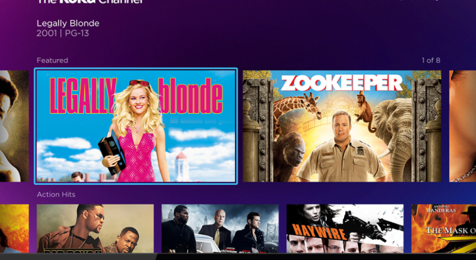 Roku Analyst Lifts Sell Rating Off Stock On Lower Price, Long-Term Outlook