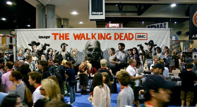 Scam Of The Living Dead? Three 'Walking Dead' Producers Sue AMC Over Alleged Hidden Profits