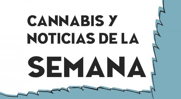 ESPAÑOL • Noticias del Día: Por qué Subieron las Acciones de Cannabis, Brasil, Líbano, ATAI, MindMed, Herb Pickup, y Más