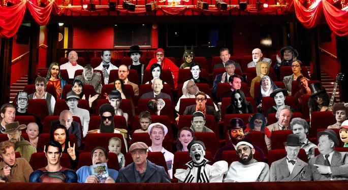 A Couple Of Theater Chains Are On Short Sellers' Radar