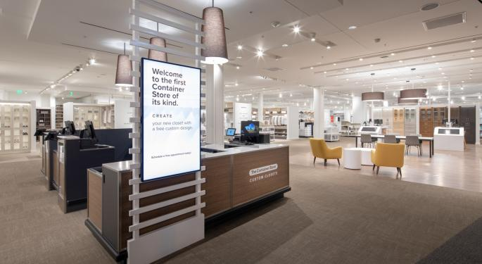 Container Store Surges On Big Q2 Sales Beat, Marie Kondo Partnership