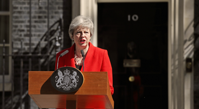 UK PM Theresa May To Step Down After Brexit Logjam, Says Post Was 'Honor Of My Life'
