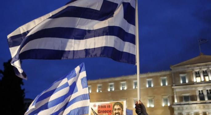 Greek Markets Reopen To Chaos