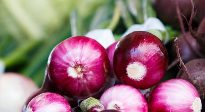Salmonella Outbreak Linked To Red Onions: FDA