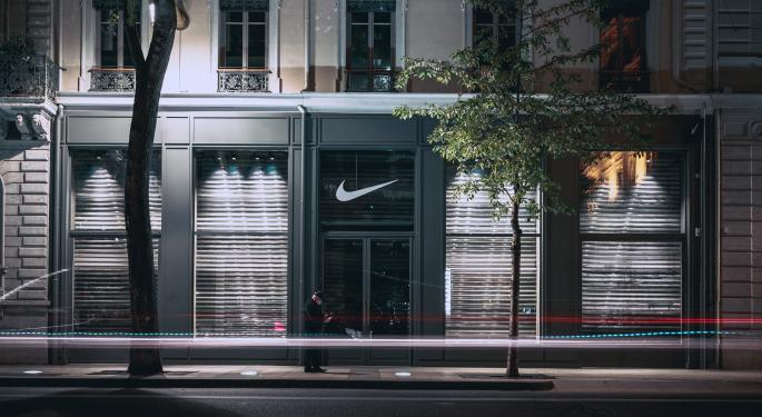 Nike Earnings Ahead Later This Week, And Retail Stocks Show Some Strength Early On
