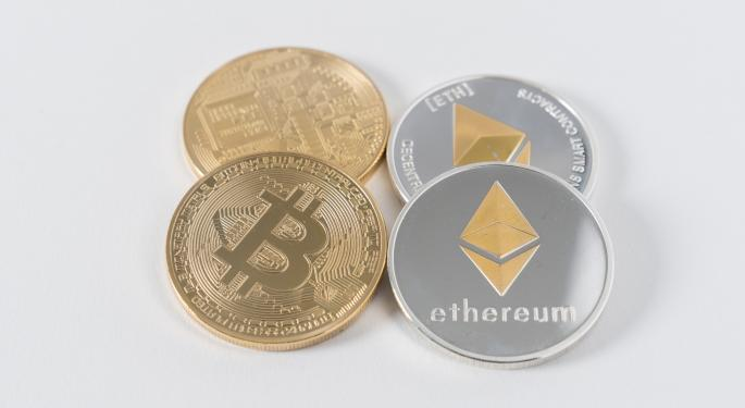 Why Ethereum Is Surging Today As Other Cryptocurrencies Remain In Red