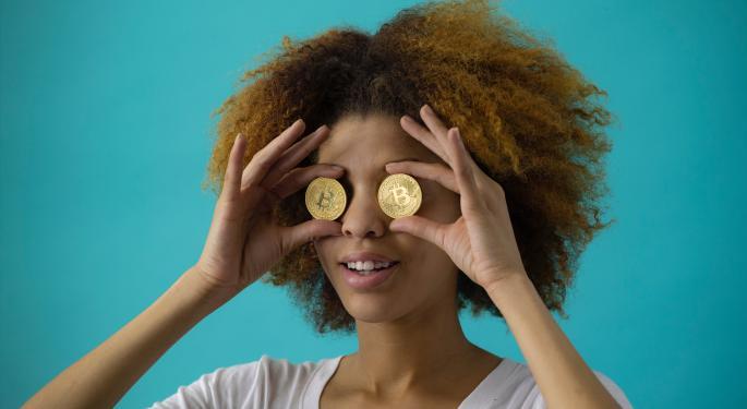 Bitcoin se acerca a la marca de los .000