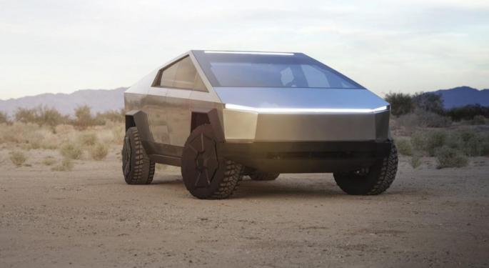 Elon Musk And Neil deGrasse Tyson Talk Physics Of Tesla Cybertruck, Ford F-150