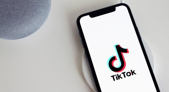TikTok Files Court Complaint To Stop Trump Ban