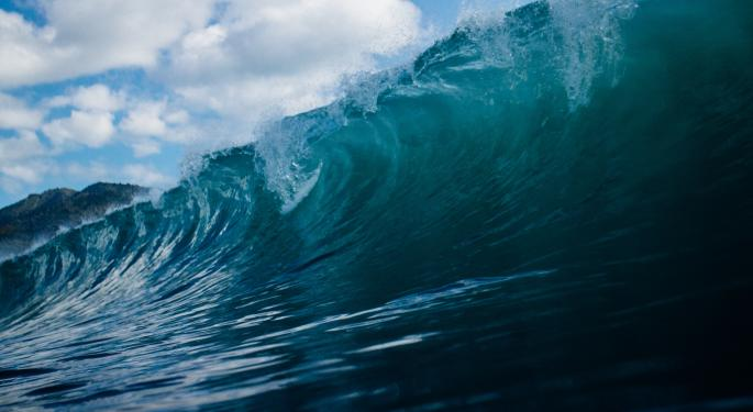 Waves Are Surging To The Forefront Of Sustainable Energy