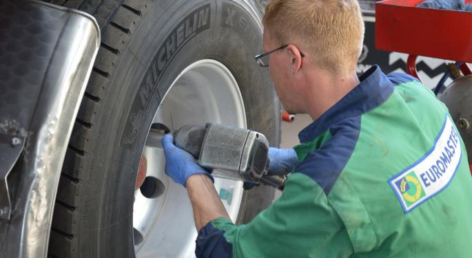 TMC20: Michelin Looks To Take The Pain Out Of Trailer Repair