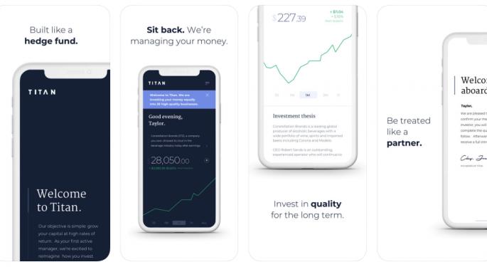 Titan's Mobile Hedge Fund Platform Now Services IRAs